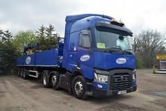 DSC_0002 (richellis1978) Tags: truck lorry hgv lgv transport haulage logistics cannock renault t wincanton fj65byp