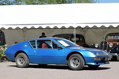 Alpine Renault A310 1600 VF 1974 (seb !!!) Tags: 2017 auto automobile automovel automovil automobil berlinette coupé coach fastback canon 1100d cars anciennes ancienne old oldtimers populaire bourse déchange mantes la jolie seb france voiture wagen car française français french französisch frankreich francia frança francese francês francés photo picture foto image bild imagen imagem bleu blau blue azul blu classique classic klassic sportive