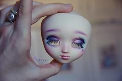"""Douceur"" Pullip FC (Tsubasa Make up doll) Tags: tsubasaooak pullip fc makeup"