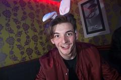 Easter Sunday (Joe Sif) Tags: nightlife bunny ears portrait club nightclub