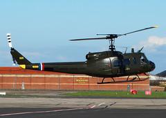72-21509 (G-UHIH) Bell UH-1H Huey (SteveDHall) Tags: aircraft airport aviation airfield aerodrome helicopter vietnampair vietnamveteran vietnam guhih 7221509 uh1h uh1 belluh1h huey wesham lancashire wwwhueycouk belluh1hhuey huey509 usarmy army unitedstatesarmy