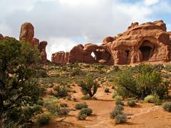 Arches National Park, USA 2011 - 34 (Manfred Lentz) Tags: usa vereinigtestaatenvonamerika utah archesnationalpark nationalpark