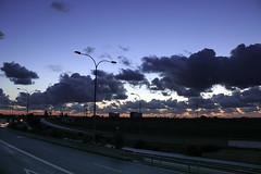 amaneciendo (ibzsierra) Tags: amanecer telefono samsumg sunrise dawn cielo azul blue sky ibiza eivissa baleares