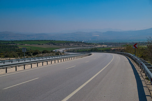 On the road to Afyon
