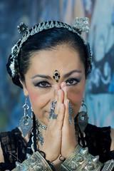 Gitana ([[^Raúl^]]) Tags: gitana gipsy dancer bailarina tribal tribu tribe dance danza fusion mirada eyes look