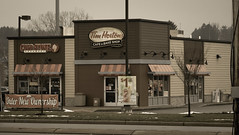 Tim Hortons cafe & bake shop (Nicholas Eckhart) Tags: america us usa timhortons coffee bakeshop coldstone creamery pennsylvania pa hermitage