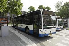 GVB 337 (Mercedes Benz Citaro) ([Publicer Transport] Ricardo Diepgrond) Tags: gvb gemeentelijk vervoers bedrijf amsterdam 337 bus mercedes benz citaro facelift geuzeveld de savornin lohmanstraat lijn 21