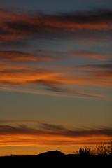 Sunset 4 11 2017 #08 (Az Skies Photography) Tags: sun set sunset dusk twilight nightfall cloud clouds sky skyline skyscape red orange yellow gold golden salmon black rio rico arizona az riorico rioricoaz arizonasky arizonaskyline arizonaskyscape arizonasunset april 11 2017 april112017 41117 4112017 canon eos rebel t2i canoneosrebelt2i eosrebelt2i