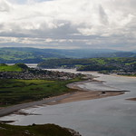 Conwy from the Great Orme, Wales thumbnail