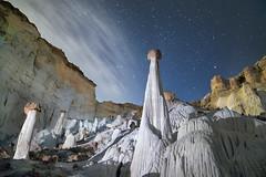 The Queen of Hoodoos (snowpeak) Tags: wahweap hoodoos median filter 15 images starrylandscapestacker nikond800e rokinon14mmf28 nik