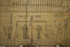 3000 Year Old Drawings of Egyptian Gods (Karnevil) Tags: africa egypt cairo thoth scribegod anubis godofdead horus godofwar hieroglyphics egyptianmuseum museumofegyptianantiquities museumofcairo 1902 bucketlist nikon d610 petekreps