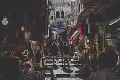 Jerusalem Old City (rene.schlaefer) Tags: ngc 2017 mai jesuralem street a99 50mm minolta crowdy life