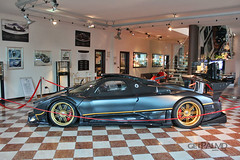 Pagani showroom (getpalmd) Tags: factory supercar zonda pagani huayra