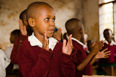 Tanzania-KibaoniSchool-11 (QuakeUp!) Tags: africa students tanzania nikon safari lakemanyara d7000 photographynetwork kibaoniprimaryschool