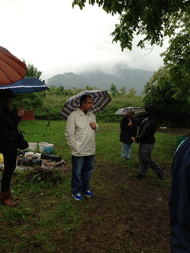 Permaculture workshop in Tolmezzo