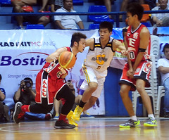 FilOil 2013 Final Four: UST Growling Tigers vs. UE Red Warriors (inboundpass) Tags: