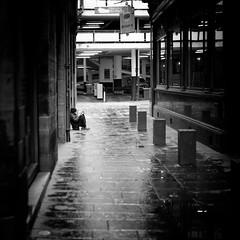 Pity (stephen cosh) Tags: life street city people blackandwhite bw sepia mono scotland town glasgow candid streetphotography rangefinder reallife humancondition blackandwhitephotos 50mmsummilux blackwhitephotos leicam9 stephencosh leicammonochrom leicamm