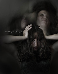 holding the pieces together (amb perspectives photography) Tags: portrait inspiration selfportrait dark creativity photography pieces anger mind insanity stress emotions willpower concepts fallingapart strengthofcharacter