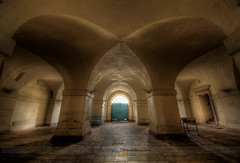 Light energy (Sshhhh...) Tags: abandoned hospital arches explore derelict urbex sshhhh