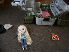 Time for surgery (AllthingsTiffany) Tags: craft storage blythe