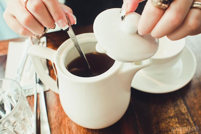 Choupinette Singapore Tea