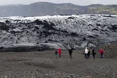 Slheimajokull glacier (Eddie_UK) Tags: ice iceland glacier 1100d slheimajokull