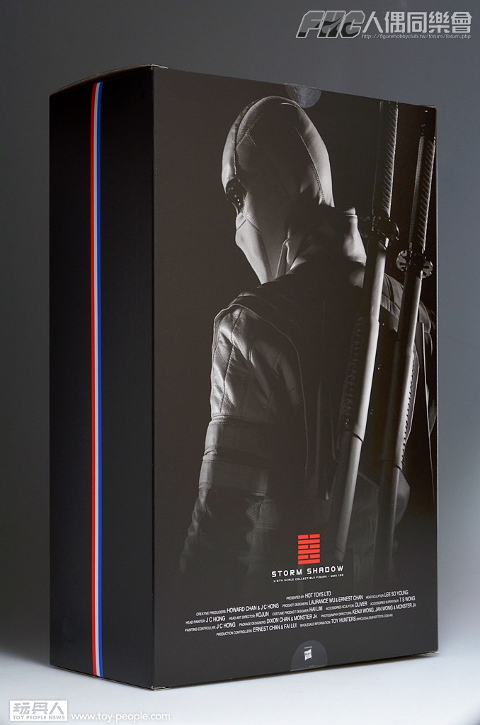 Hot Toys - MMS193 特種部隊2:正面對決 – 白幽靈 開箱報告