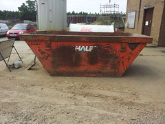 Hales Skip in found in use today (12/07/13) (ramdon guy) Tags: skip hales rmcgroup flickrandroidapp:filter=none