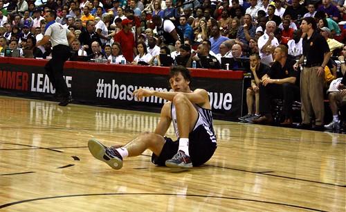 Jan Vesely - NBA Summer League