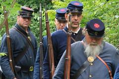 IMG_1318 (temeraire06) Tags: civilwar goosecreek reenactors loudouncounty upperville loudounvalley gettysburgprelude companyc20thmaine