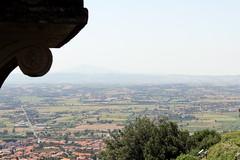 014. View from Cortona. Italy. 05-Aug-13 (paulfuller128) Tags: italy holiday rome roma florence scenery italia vespa roman tuscany firenze siena cortona ilrondo