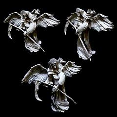 Grim Reaper (Neelesh K) Tags: origami grim reaper grimreaper origamigrimreaper