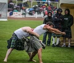 Gotya! (FotoFling Scotland) Tags: scotland kilt wrestling scottish event wrestler highlandgames johntaylor kilted dunoon cowalgathering scottishwrestlingbond wrestlingbond