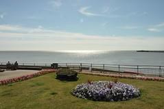 Walton to Clacton Walk (amanda.parker377) Tags: seaside essex walton seaview flowerborder essexcoast