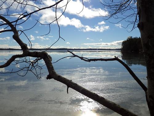 Lake Auburn Ice - J Maloney