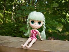 Aloe Vera @ Säveån (Helena / Funny Bunny) Tags: doll blythe aloevera middie funnybunny säveån melomelomew 20130722 fbfashion