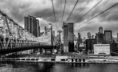NYC. 2013 (Cyril Chambard) Tags: street new york city nyc newyorkcity travel bridge urban holiday ny newyork black brooklyn canon geotagged photo nikon withe manhattan d90 instagramapp