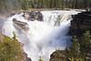 Athabasca Falls and rainbow (doveoggi) Tags: canada alberta athabascafalls jaspernp 7184