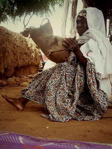 Abdallah Dieri, Mauritanie