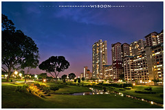 Blue Hour @ Bishan Park_1960 (wsboon) Tags: city travel cruise light sky holiday color tourism water architecture clouds composition buildings relax corporate design photo google search nikon singapore asia exposure cityscape view nocturnal skyscrapers heart perspective visit tourist calm explore photograph land destination serene cbd bluehour pimp nocturne dri singapura centralbusinessdistrict blending bishan singaporecityscape masteratwork bishanpark uniquelysingapore singaporecity peopleculture d700 singaporecruise singaporelandscape singaporetouristattractions nocommentsimplyperfectsingaporeview singaporefamouslandmarks
