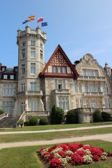 Real Palacio de La Magdalena (Albert T M) Tags: arquitectura palau santander palacio
