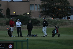 WAITING FOR THE SUN TO COME UP !! (M7CCF STYLE! 2014) Tags: green st club canon golf eos andrews fife standrews put 650d m7ccf