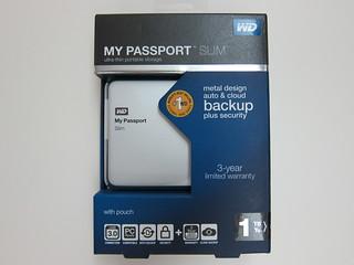 Western Digital My Passport Slim (1TB)