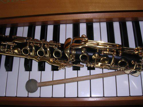 Yamaha Bass Clarinet Ligature