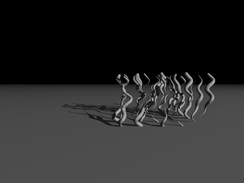 animated gif - wriggling