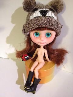 Custom blyh doll + pico nemo