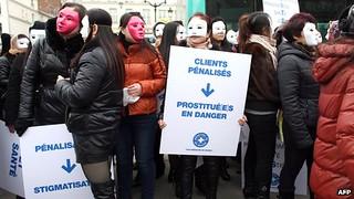 BBC:法国是否会将嫖娼定罪?