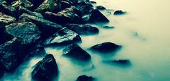 _DSC0035 (ADRIAN BENNETT) Tags: uk sea england water coast kent crossprocessed nikon gb hernebay ndfilter
