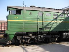 Moldova, Chisinau (Martin Ebner) Tags: railways sovietunion chisinau moldova
