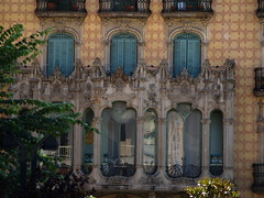 Barcelona, Spain (aljuarez) Tags: espaa de spain europa europe catalonia catalunya espagne modernismo catalua spanien modernisme eixample catalonie ensanche art nouveau paseo passeig grcia gracia